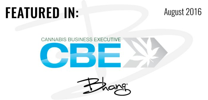 The General Mills of the Cannabis Industry: Bhang Corporation